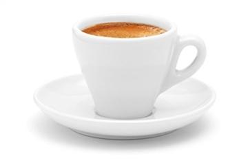 Espressotassen weiß