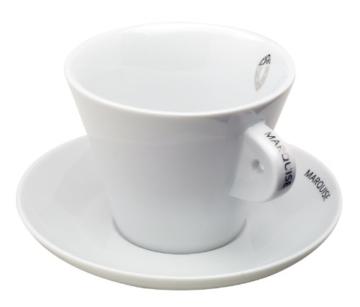 Cappuccino-Tassen-groß