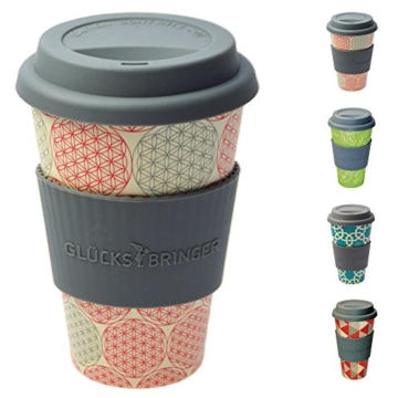Coffee to go Becher Bambus