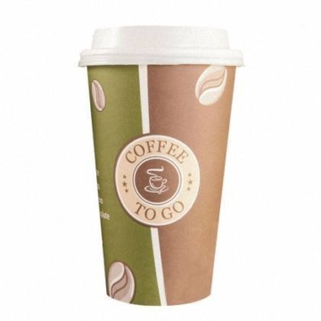 Coffee To Go Becher Pappe -