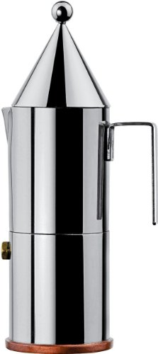 Edelstahl Espressokocher 1