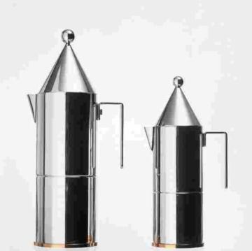 Edelstahl Espressokocher 2