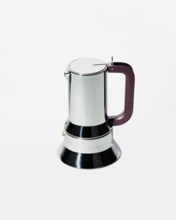 Espressokocher Edelstahl -