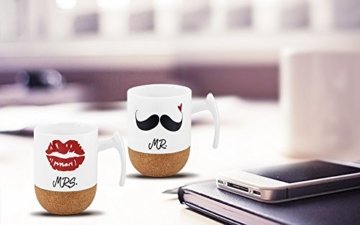 Kaffeebecher Set