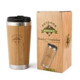 Thermobecher-Kaffee