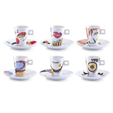 Espressotassen Design